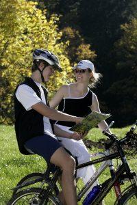 Berghotel Mühle Fahrrad