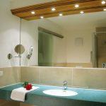 Berghotel Mühle Badezimmer
