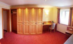 Berghotel Mühle Landhaus-Zimmer ohne Balkon zweites Schlafzimmer