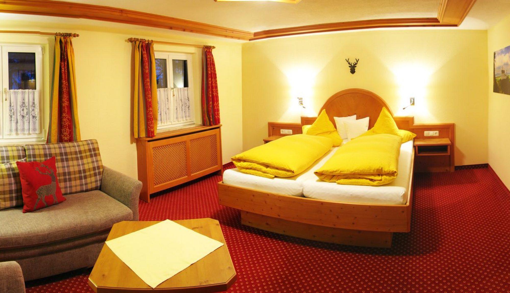 Berghotel Mühle Landhaus-Zimmer ohne Balkon