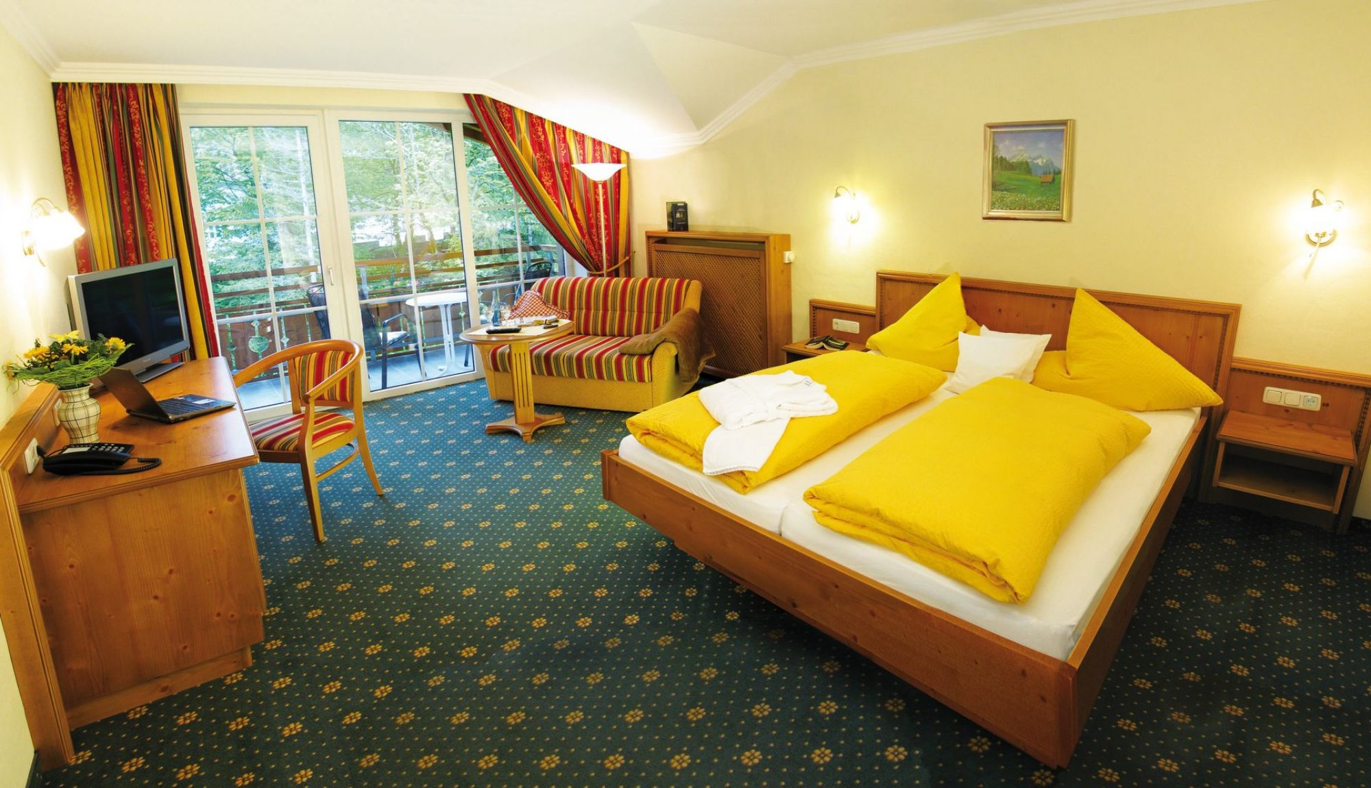 Berghotel Mühle Landhaus-Zimmer