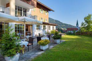 Berghotel Mühle Ost-Terrasse
