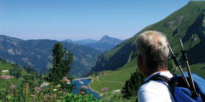 Berghotel Mühle Wanderer