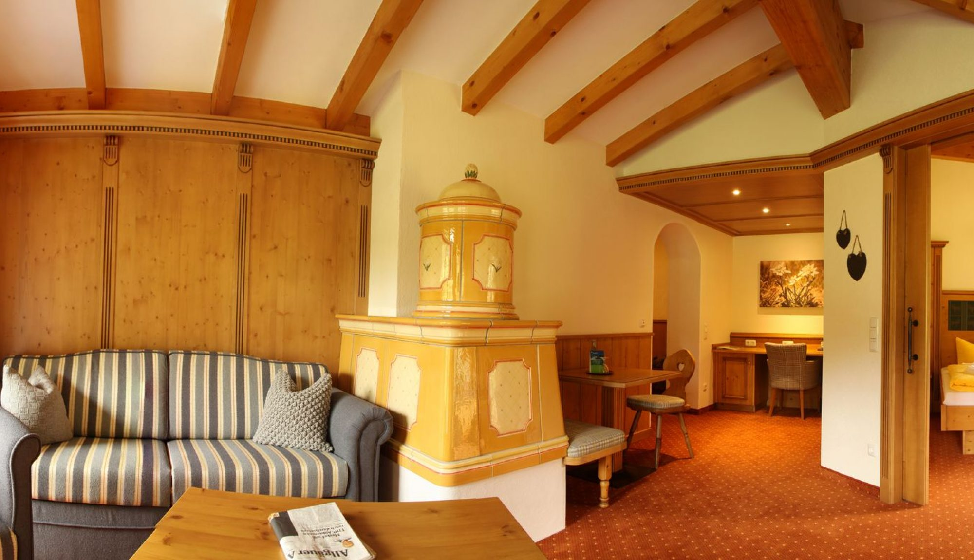 Berghotel Mühle Zimmer Edelweiß Suite